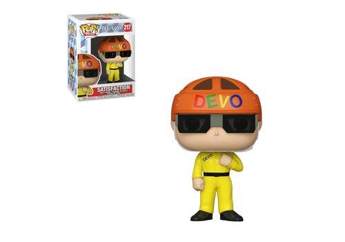 Devo POP! - Satisfaction in Yellow Suit