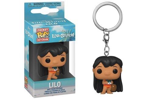 Lilo & Stitch POP Sleutelhanger - Lilo with Camera