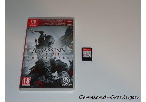Assassin's Creed III Remastered (Compleet)