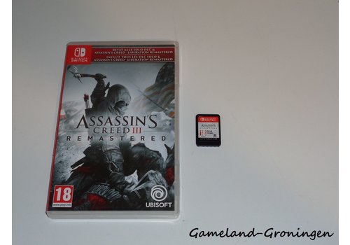 Assassin's Creed III Remastered (Complete)