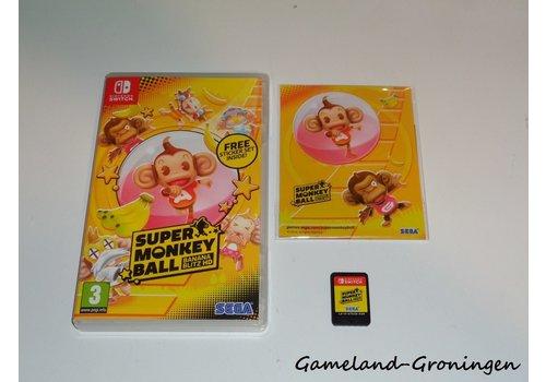 Super Monkey Ball Banana Blitz HD (Compleet)