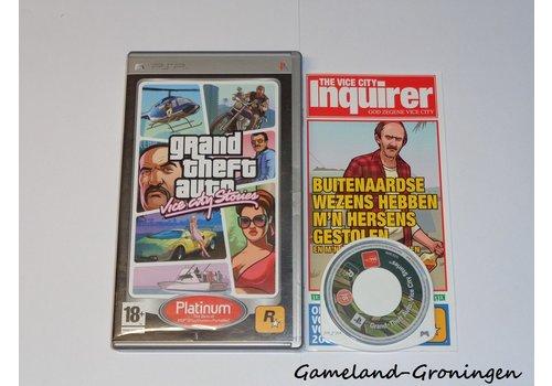 Grand Theft Auto Vice City Stories (GTA) (Complete, Platinum)