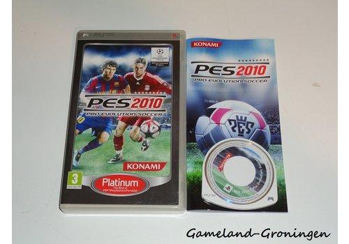 Pro Evolution Soccer 2010 (Complete, Platinum)