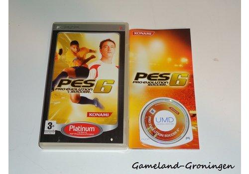 Pro Evolution Soccer 6 (Compleet, Platinum)