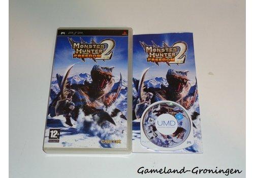 Monster Hunter Freedom 2 (Complete)
