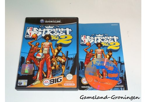 NBA Street Vol. 2 (Complete, HOL)