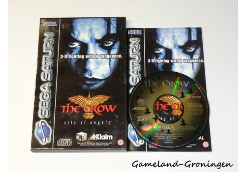 The Crow City of Angels (Compleet)