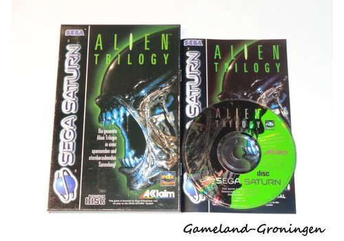 Alien Trilogy (Compleet)