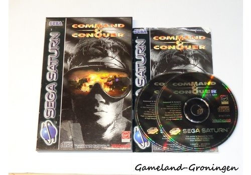 Command & Conquer (Complete)