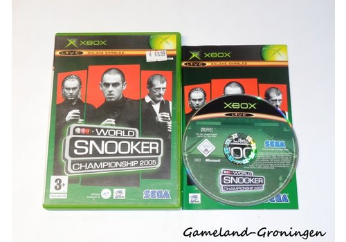 World Snooker Championship 2005 (Complete)