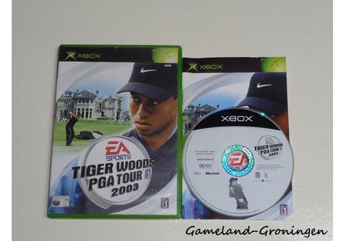 Tiger Woods PGA Tour 2003 (Complete)