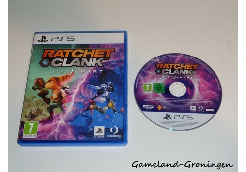 Ratchet & Clank Rift Apart (Complete)