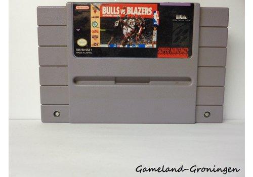 Bulls vs Blazers and the NBA Playoffs (NTSC/USA)