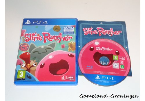 Slime Rancher (Complete)