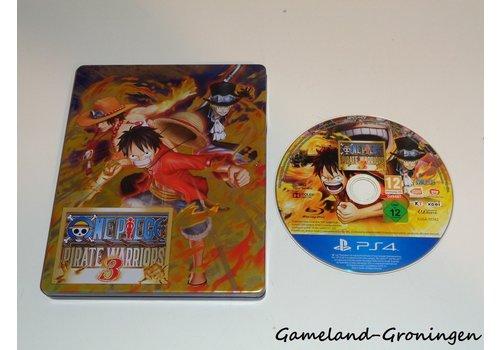 One Piece Pirate Warriors 3 Steelbook (Complete)