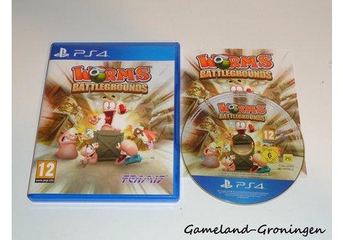 Worms Battlegrounds (Compleet)