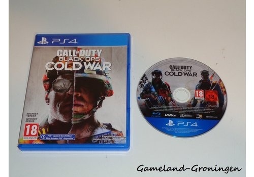 Call of Duty Black Ops Cold War (Complete)