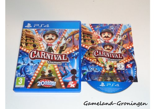 Carnival Games (Complete)