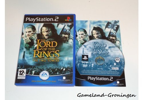 The Lord of the Rings The Two Towers (Compleet)