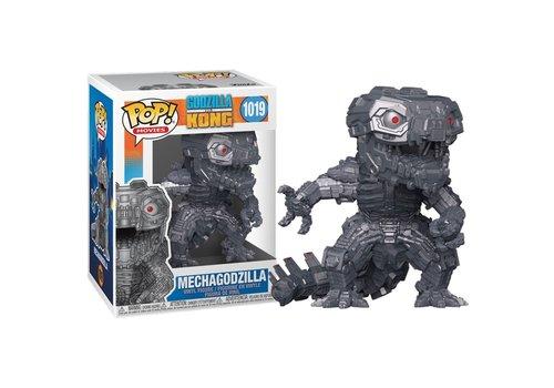 Godzilla vs Kong POP! - Mechagodzilla (Metallic)