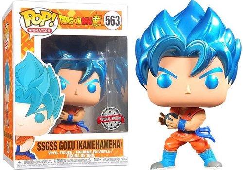 Dragon Ball Super POP! - SSGSS Goku (Kamehameha)