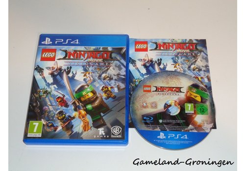 Lego The Ninjago Movie Videogame (Compleet)