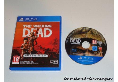 The Walking Dead The Telltale Series - The Final Season (Compleet)