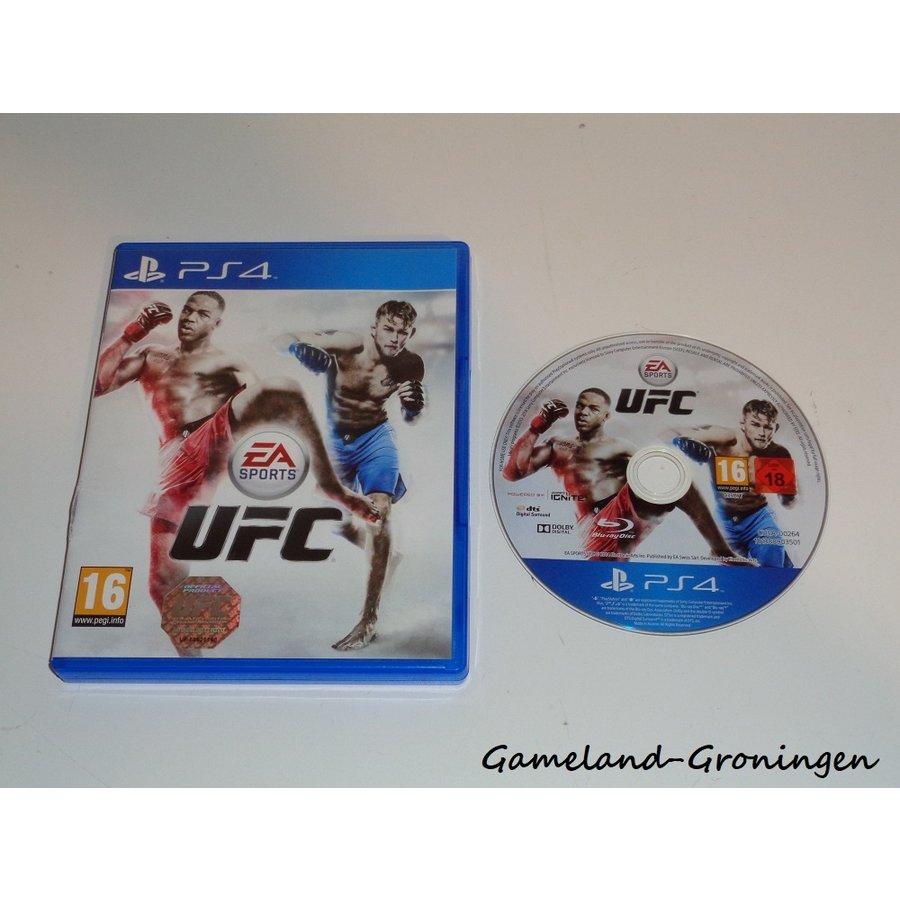 EA Sports UFC (Complete)