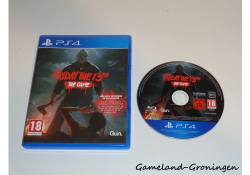 Friday the 13th The Game (Compleet)