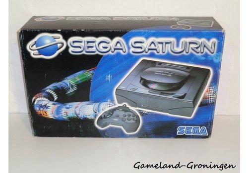 Sega Saturn met Controller & Bedrading (Boxed)