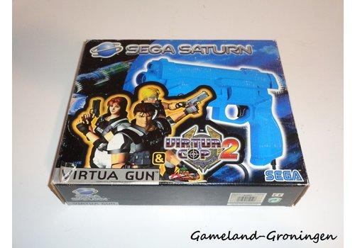 Virtua Cop met Gun (Compleet)