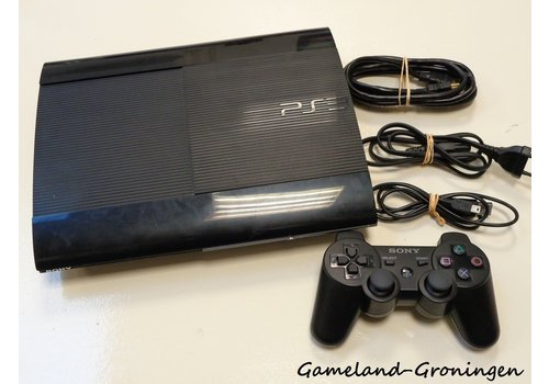 PlayStation 3 Super Slim 500GB met Controller & Bedrading