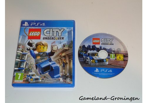 Lego City Undercover (Compleet)