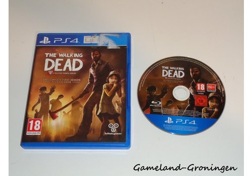 The Walking Dead The Telltale Series - The Complete First Season (Compleet)