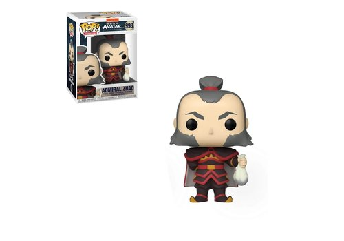 Avatar The Last Airbender POP! - Admiral Zhao