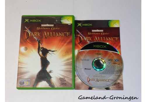 Baldur's Gate Dark Alliance (Complete)
