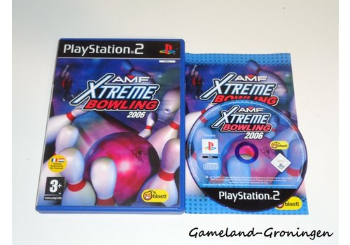 AMF Xtreme Bowling 2006 (Compleet)
