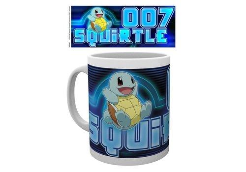 Pokémon - Squirtle Glow Mok