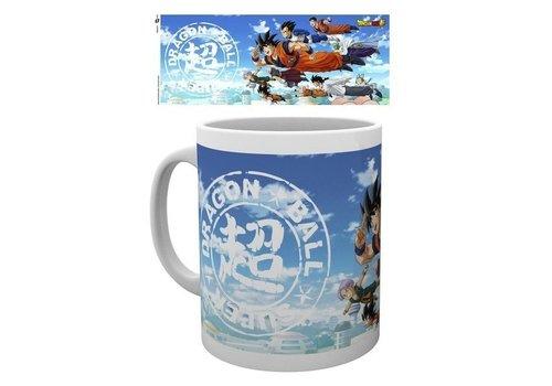 Dragon Ball Super - Flying Mug