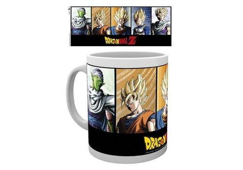 Dragon Ball Z - Moody Mug