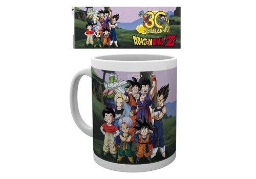 Dragon Ball Z - 30th Anniversary Mug