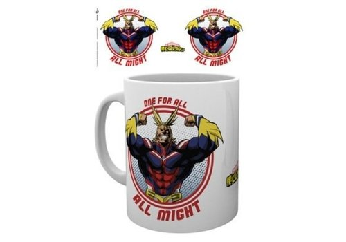 My Hero Academia - One for All Might Mok