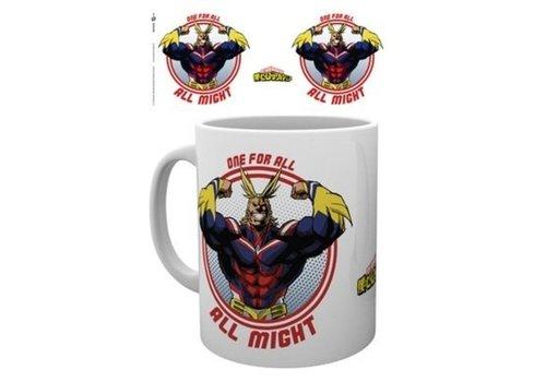 My Hero Academia - One for All Might Mug