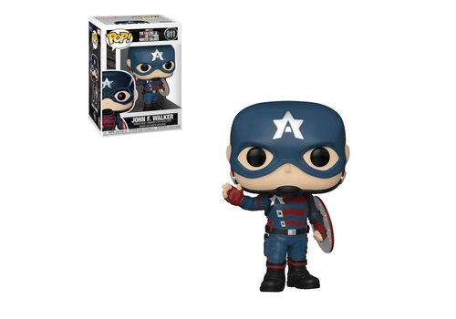 The Falcon and the Winter Soldier POP! - John F. Walker