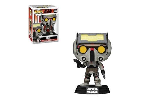 Star Wars The Bad Batch POP! - Tech
