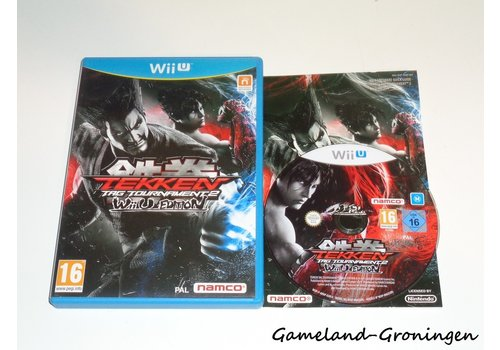 Tekken Tag Tournament 2 Wii U Edition (Compleet, UKV)