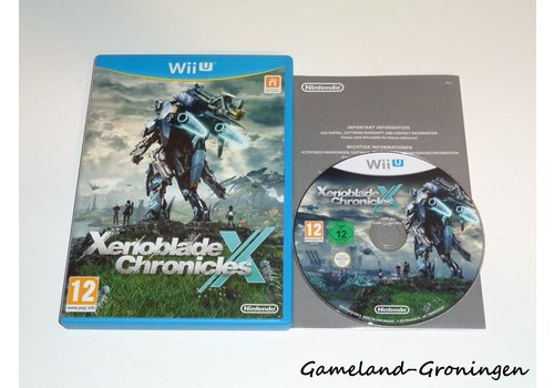 Xenoblade Chronicles X (Complete, HOL)