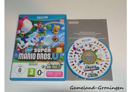 New Super Mario Bros U (Complete, UEA)