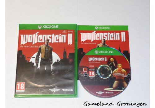 Wolfenstein The New Colossus (Complete)
