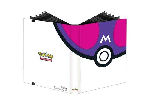 Pokémon TCG - Pro Binder Master Ball